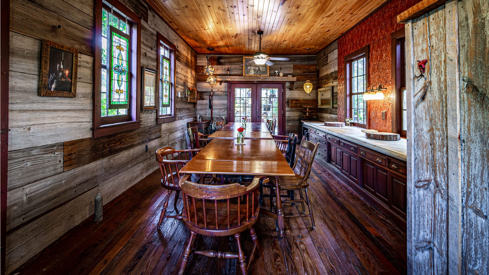 Private Event Spaces at Emily's Bed and Breakfast in the Hazleton Area