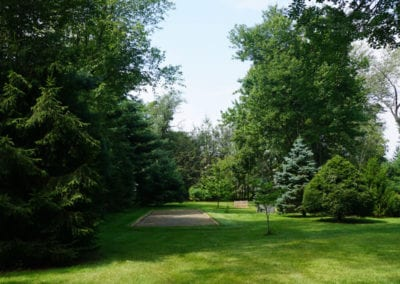 Emily's Bed and Breakfast offers gorgeous grounds for your next event!